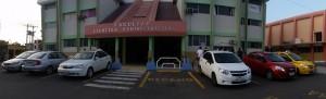 Actual Facultad de Ciencias Administrativas