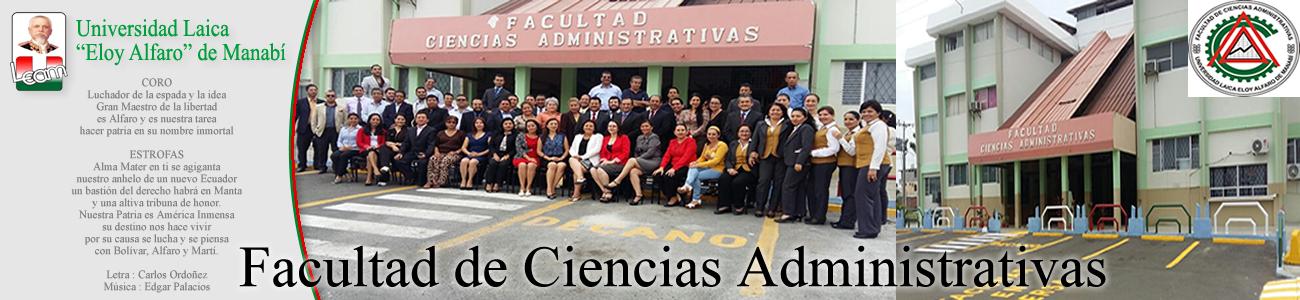 Facultad Ciencias Administrativas