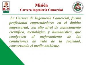 Misión Carrera Administración de Empresas