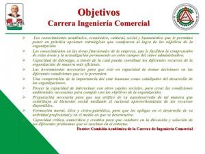 Objetivos Carrera Administración de Empresas