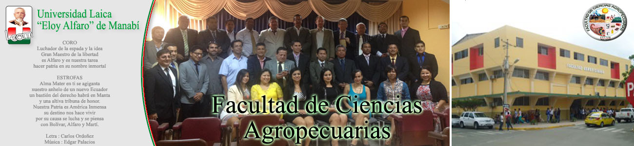 Facultad Ciencias Agropecuarias