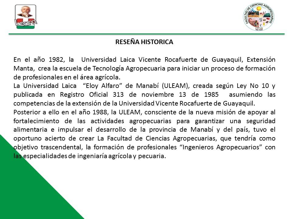 RESEÑA HISTORICA1