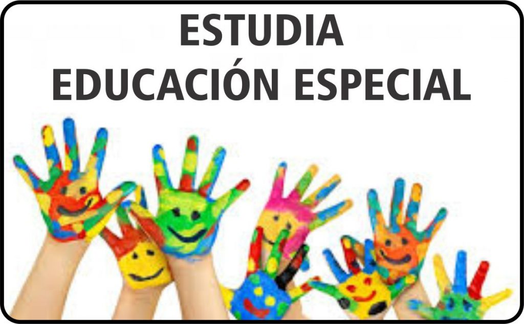 ESTUDIA EDUCACION ESPECIAL