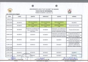 LCDA. ESTELIA GARCIA DELGADO