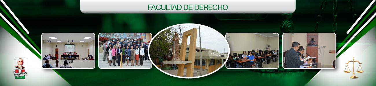 Facultad Jurisprudencia, Ciencias Sociales y Políticas