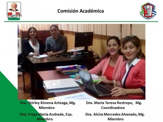 Comisión Académica