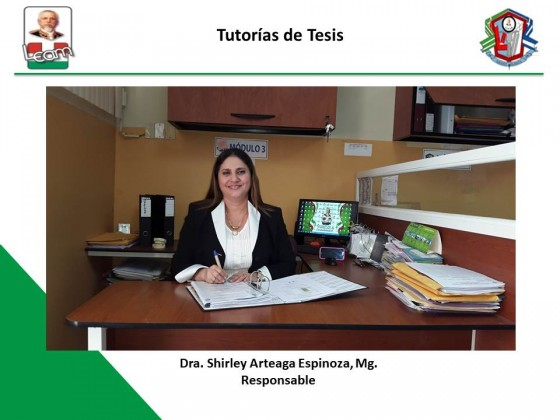 Tutoria de tesis